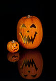 Halloween Jack O Lantern Stock Image