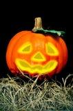 Halloween jack-o'-lantern Royalty Free Stock Photo