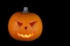 Halloween jack-o-lantern Royalty Free Stock Images