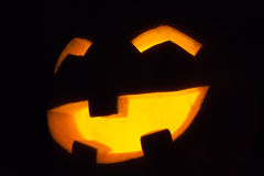 Halloween Jack-o-Lantern Royalty Free Stock Images