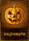 Halloween Jack O'Lantern Royalty Free Stock Images