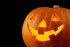 Halloween Jack O' Lantern Stock Photography
