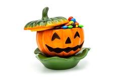 Halloween Jack o Lantern Royalty Free Stock Photo