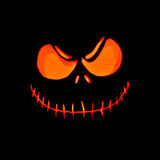 Halloween Jack-O-Lantern Pumpkin Royalty Free Stock Image