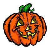 Halloween Jack O'Lantern Pumpkin Image stock