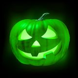 Halloween jack o lantern pumpkin. EPS 8 Royalty Free Stock Photography