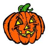 Halloween Jack O'Lantern Pumpkin Royalty Free Stock Photos