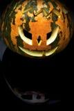Halloween-Kürbis 2 Stockfoto