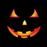 Halloween-Kürbis Lizenzfreie Stockbilder