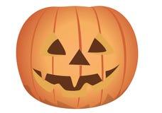 Halloween-Kürbis Vektor Abbildung