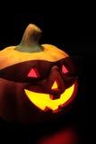 Halloween-Kürbis Lizenzfreies Stockfoto