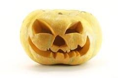 Halloween-Kürbislaterne Stockbild