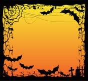 Halloween-kader royalty-vrije illustratie