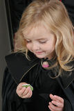 Halloween kid Stock Image