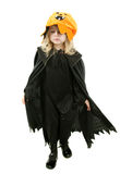 Halloween kid Stock Image