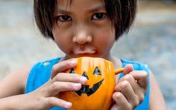Halloween kid Royalty Free Stock Image