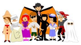 Halloween Kids Stock Images