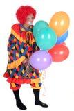 Halloween klaun Obraz Stock
