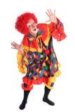 Halloween klaun Obraz Royalty Free