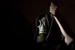 Halloween knifeman Stock Image