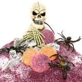 Halloween-Kochen lizenzfreie stockfotografie