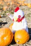 Halloween-Kostüme Stockbild
