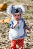 Halloween-Kostüme Lizenzfreie Stockfotografie