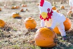 Halloween-Kostüme Stockfoto