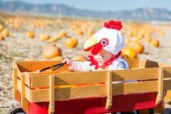 Halloween-Kostüme Lizenzfreie Stockfotos