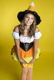 Halloween kostiumowe Fotografia Royalty Free