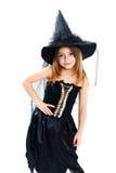 Halloween-kostuum royalty-vrije stock foto's