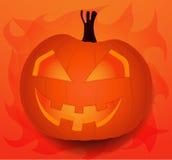 Halloween, la celebrazione più terribile e più terrificante Immagine Stock Libera da Diritti