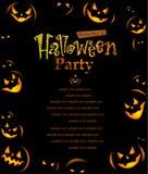 Halloween-Lantaarns Royalty-vrije Stock Fotografie