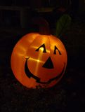 Halloween lantern Royalty Free Stock Images