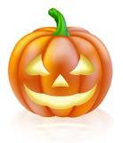Halloween lantern pumpkin Royalty Free Stock Photo