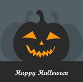 Halloween lantern pumpkin Royalty Free Stock Photos