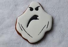Halloween-Lebkuchen Lizenzfreie Stockfotografie