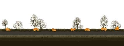 Halloween - Livello 1 Immagini Stock Libere da Diritti