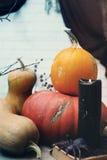 halloween livstid fortfarande Fotografering för Bildbyråer