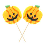 Halloween lollipops Royalty Free Stock Photo