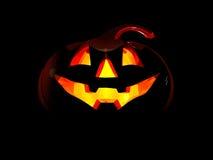 halloween lykta Royaltyfria Bilder