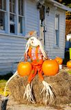 Halloween in Maine Stock Photo