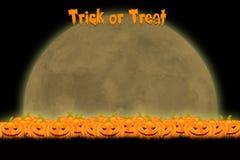 Halloween-malplaatjeontwerp met ruimte voor tekst of bericht royalty-vrije stock afbeelding