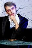 Halloween man Stock Photography