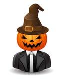 Halloween-Mann Stockfotografie