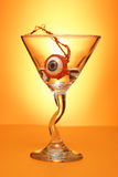 Halloween Martini Stock Image
