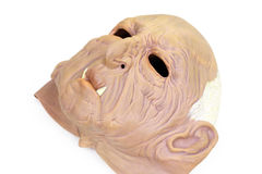 Halloween mask isolated Stock Images