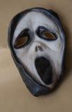 Halloween maska Obrazy Stock