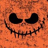 Halloween-Maskerachtergrond Royalty-vrije Stock Afbeelding