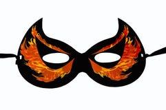 Halloween maskering Royaltyfri Fotografi